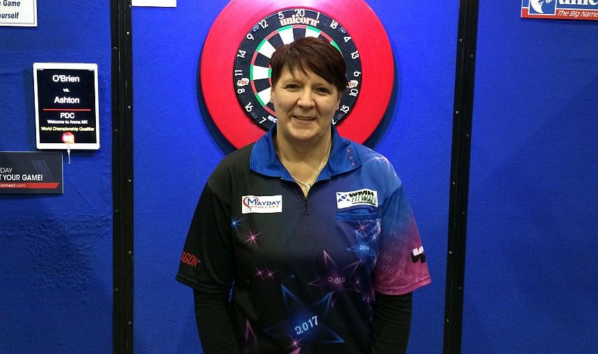 UK Women Qualifier - Lisa Ashton