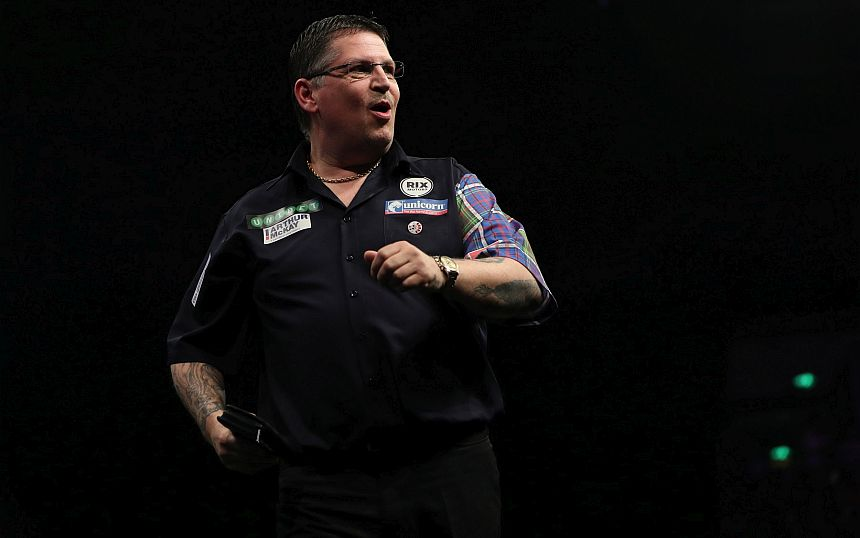 U.S. Darts Masters 2018 - Sieger - Gary Anderson