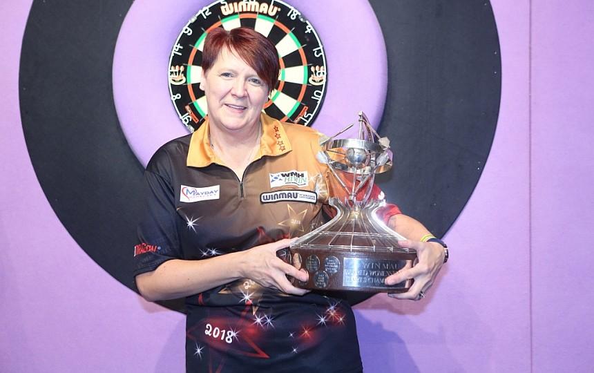 Lisa Ashton gewinnt die Winmau World Masters 2018