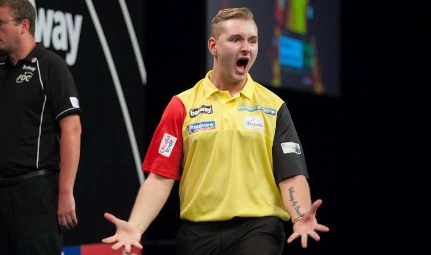 Dimitri van den Bergh - World Cup of Darts 2018
