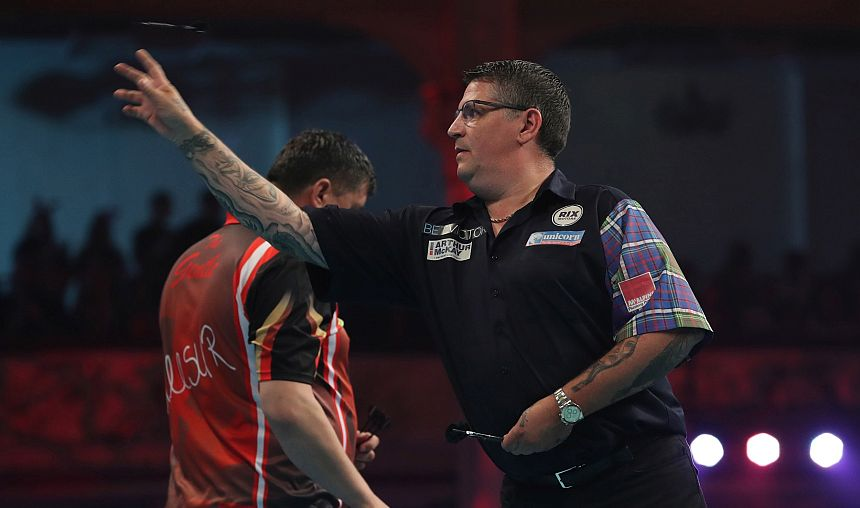 World Matchplay 2018 - Finale - Gary Anderson