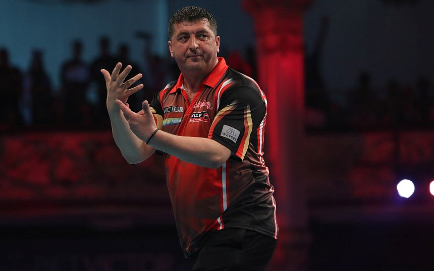 World Matchplay 2018 - Finale - Mensur Suljovic