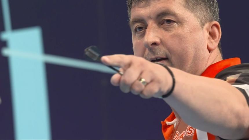 Mensur Suljovic erreicht zum ersten Mal das Finale des World Matchplay