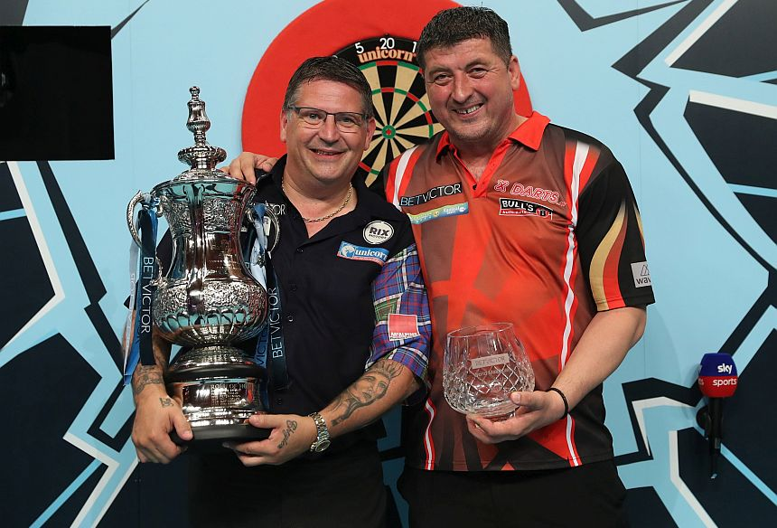 World Matchplay 2018 - Anderson & Suljovic