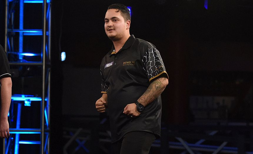 World Matchplay 2018 - Tag 1 - Jeffrey de Zwaan