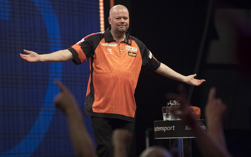 World Series of Darts Finals 2018 - Viertelfinale - Raymond van Barneveld