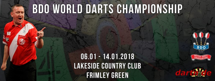 bdo world championship