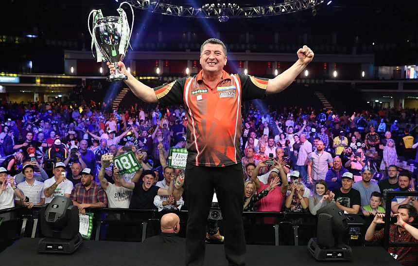 Champions League of Darts 2018