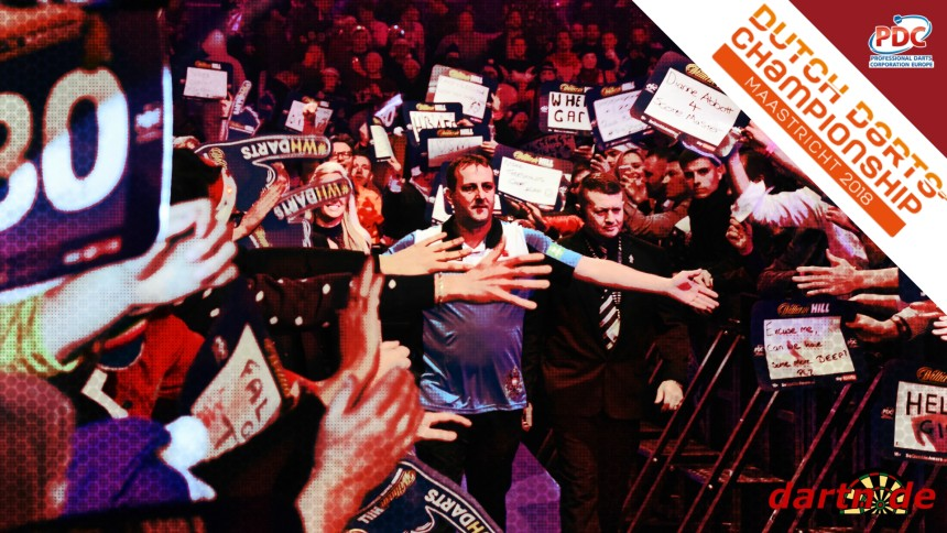 Dutch Darts Championship 2018
