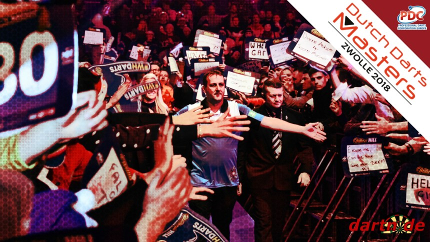 Dutch Darts Masters 2018