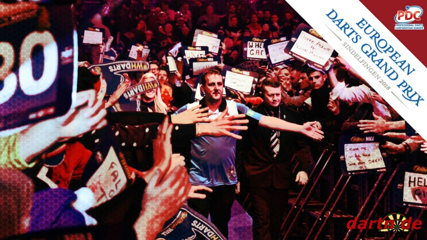 European Darts Grand Prix 2018