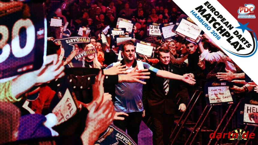 European Darts Matchplay 2018