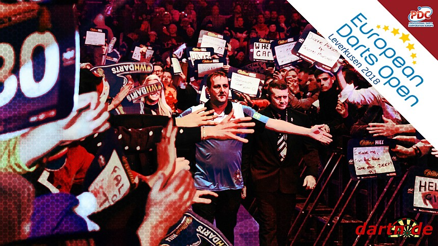 PDC European Tour 2018 European Darts Open