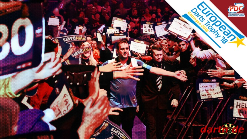 European Darts Trophy 2018