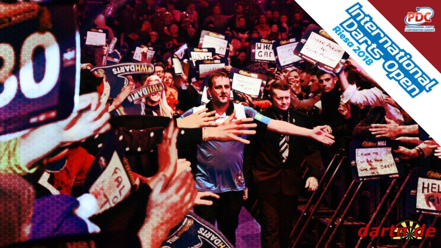 International Darts Open 2018