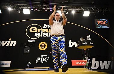 Grand slam of darts 2020