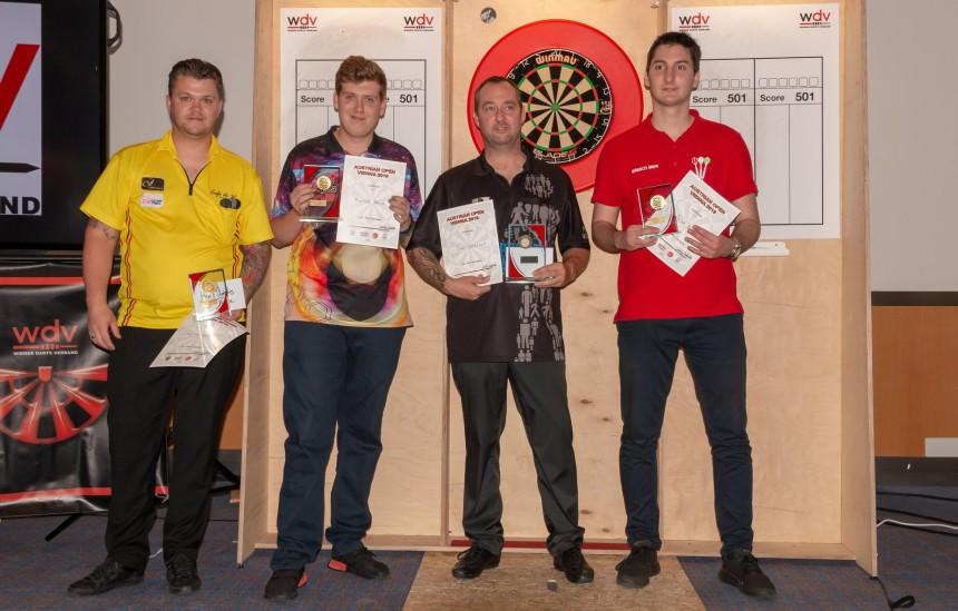 Sven Verdonck gewinnt Austrian Open