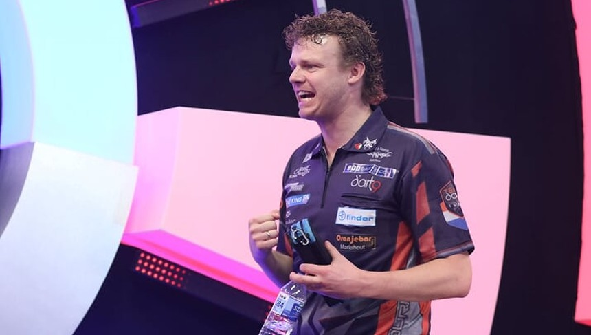 Richard Veenstra - BDO Dart WM 2019 Tag 2
