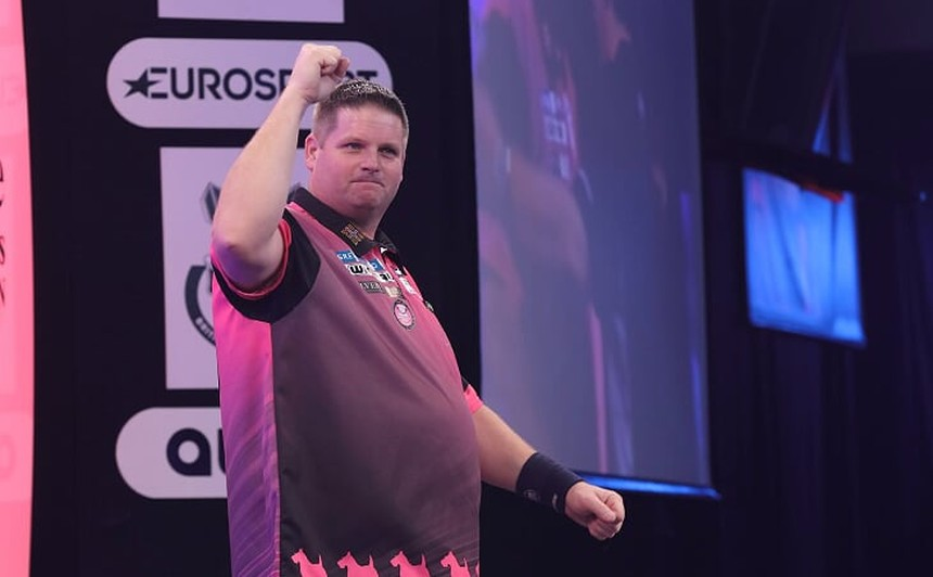 Scott Mitchell - BDO WM 2019 - 1. Runde