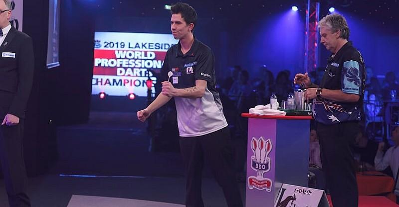 BDO-WM 2019 - Tag 3 - Michael Unterbuchner