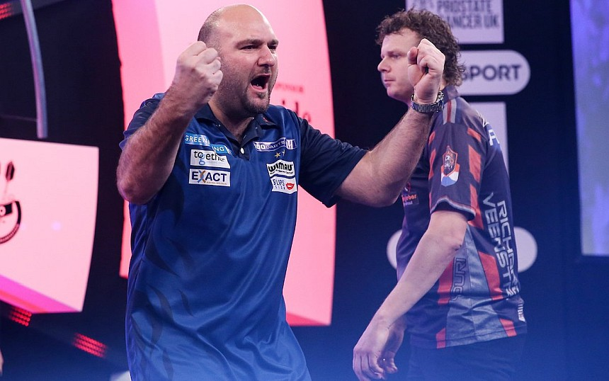 BDO-WM 2019 - Tag 5 - Scott Waites