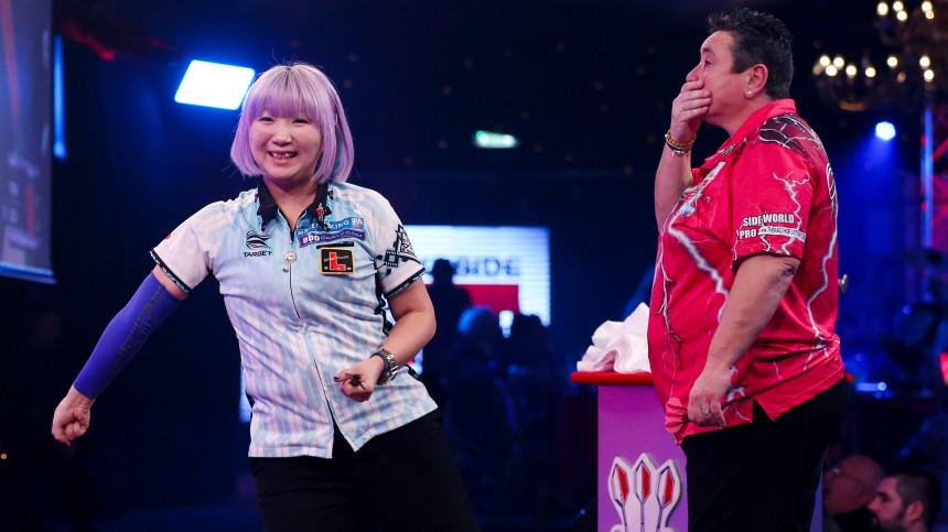 Mikuru Suzuki - BDO WM 2019 - Achtelfinale