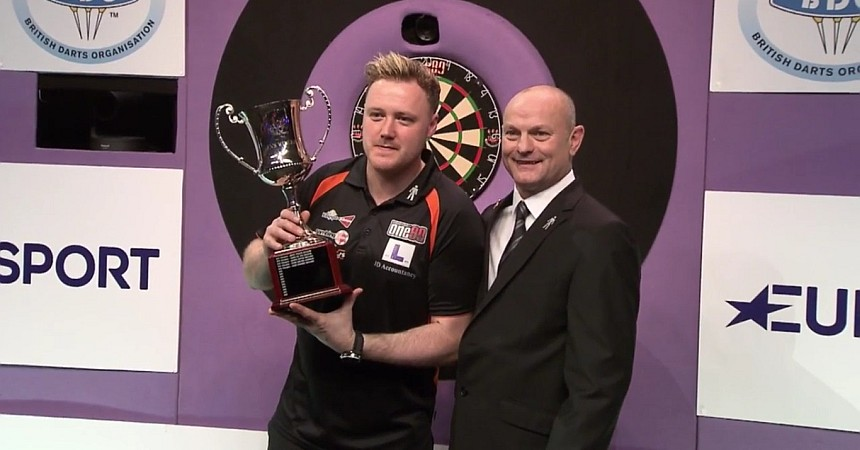 Sieger BDO World Trophy 2019 - Jim Williams