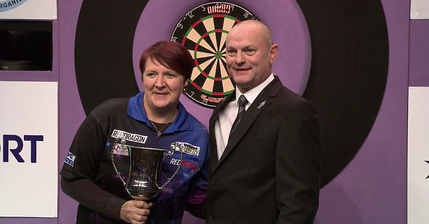 Siegerin BDO World Trophy 2019 - Lisa Ashton