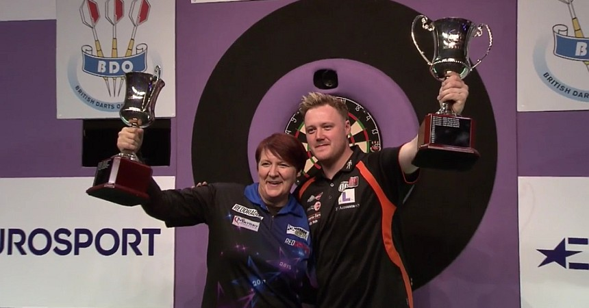 Jim Williams & Lisa Ashton gewinnen BDO World Trophy 2019