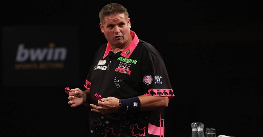 BDO World Trophy 2019 - Tag 2 - Scott Mitchell