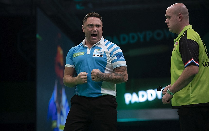 Champions Leage of Darts 2019 - Halbfinale - Gerwyn Price