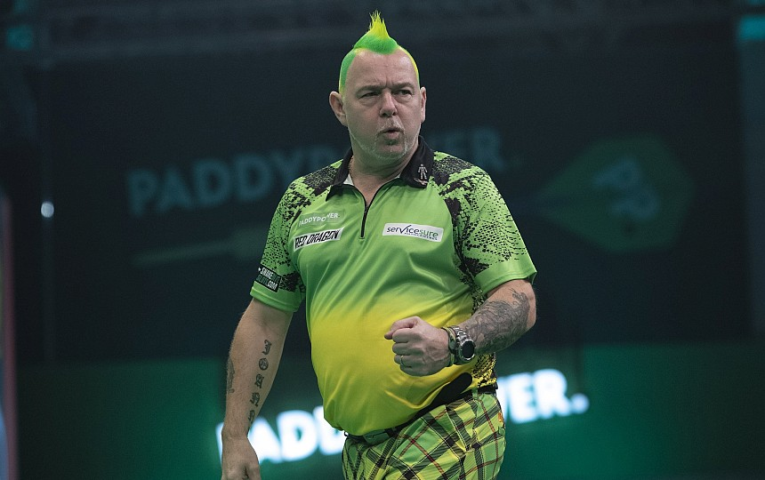 Champions League of Darts 2019 - Halbfinale - Peter Wright