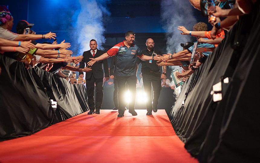 Czech Darts Open 2019 - Achtelfinale - Mensur Suljovic