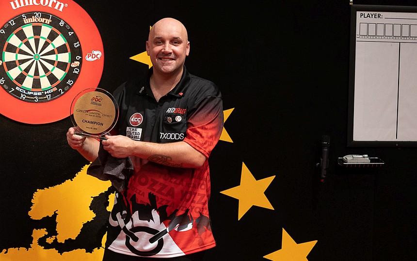Czech Darts Open 2020