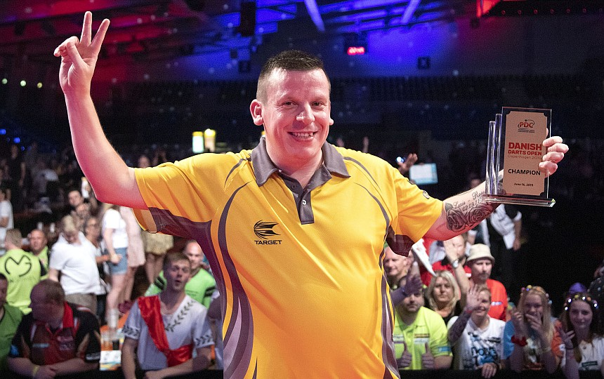 Danish Darts Open 2019