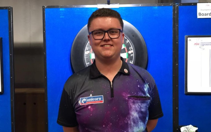 Ted Evetts - PDC Development Tour 2019