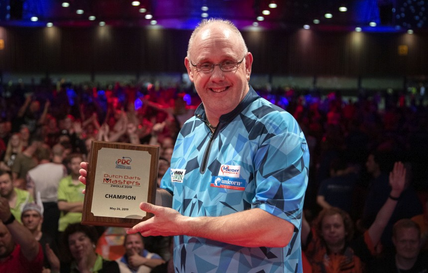 Dutch Darts Masters 2020