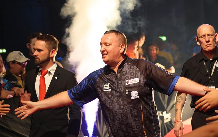 European Darts Matchplay 2019 - Achtelfinale - Glen Durrant