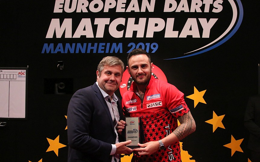 European Darts Matchplay 2019