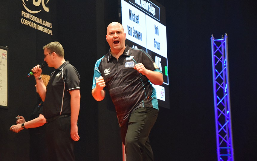 European Darts Open 2019 - Finale - Rob Cross