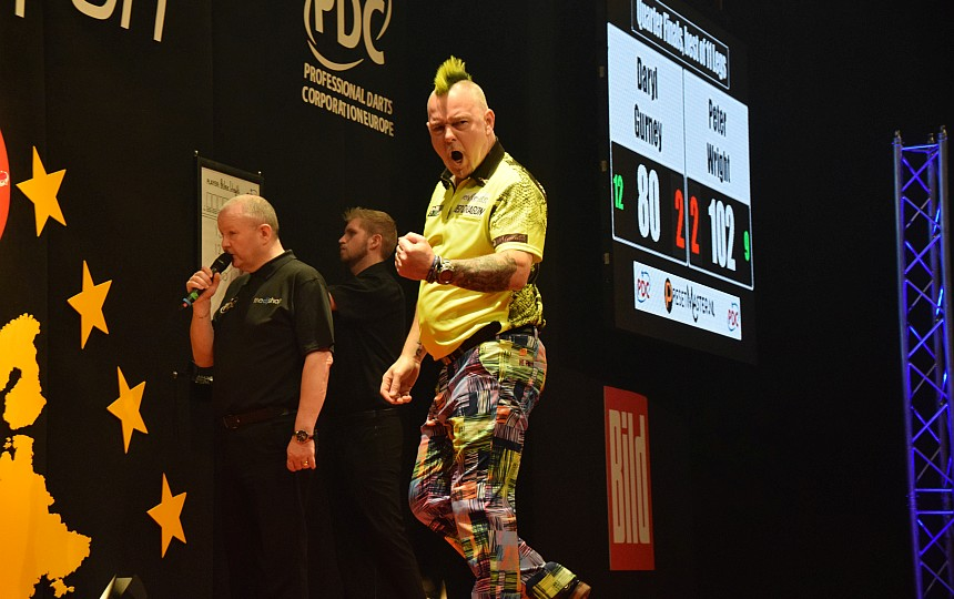 European Darts Open 2019 - Viertelfinale - Peter Wright