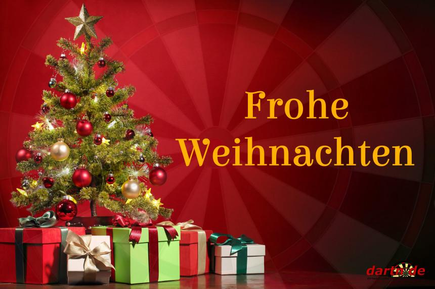 Frohe Weihnachten - dartn.de - Dart News, Dart Forum, Dartsport  Informationen, Dart WM und mehr