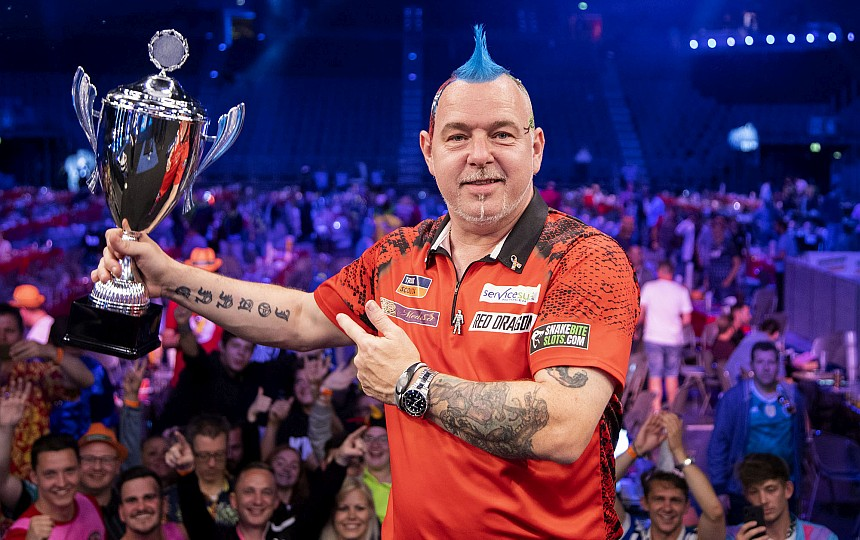 German Darts Masters 2019 - Sieger - Peter Wright