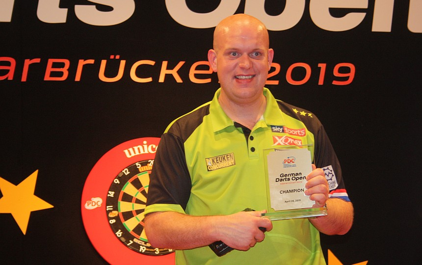 German Darts Open 2020