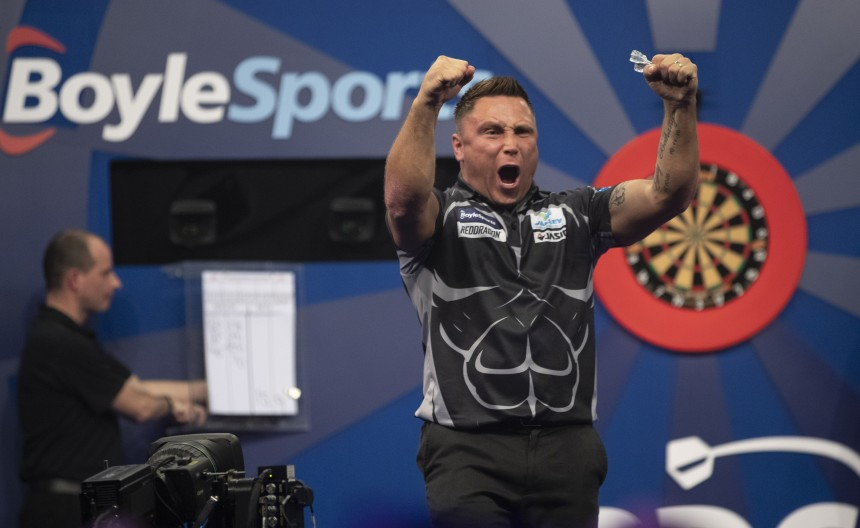 Grand Slam: Price und Wright im Finale