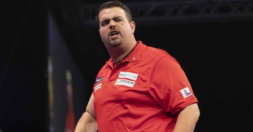 Grand Slam of Darts 2019 - Tag 2 - Mittag - Gabriel Clemens