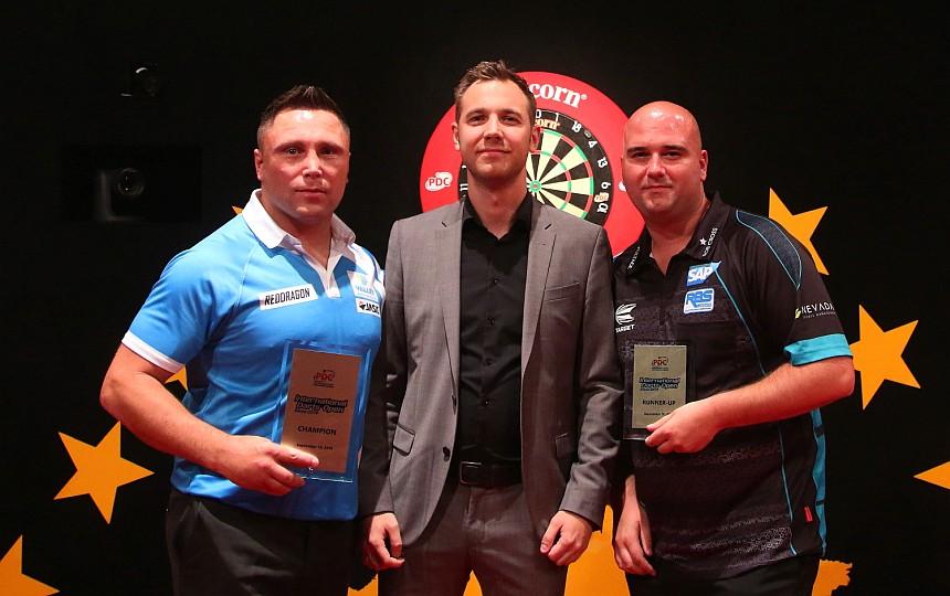 International Darts Open 2019 - Sieger - Gerwyn Price