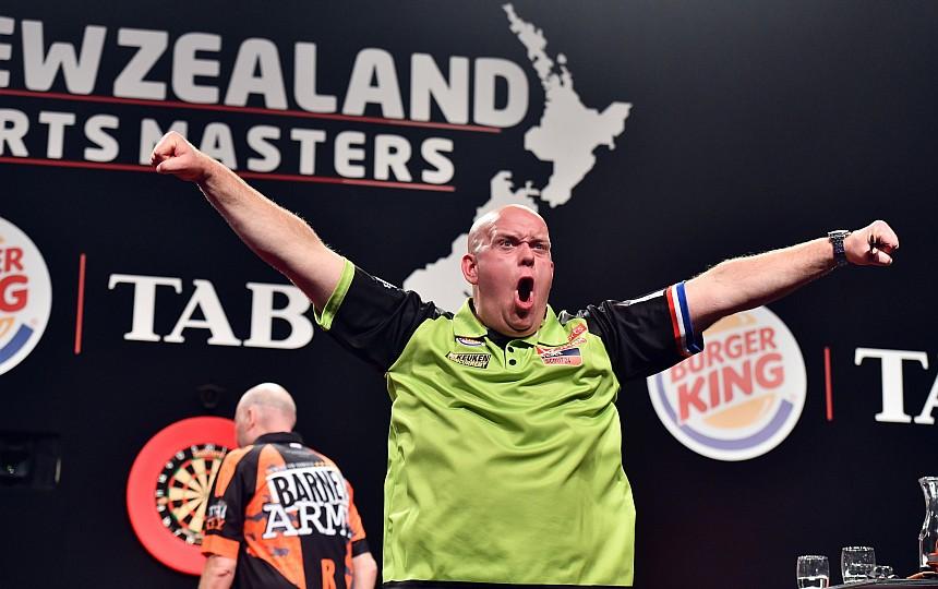 NZ Darts Masters 2019 - Michael van Gerwen