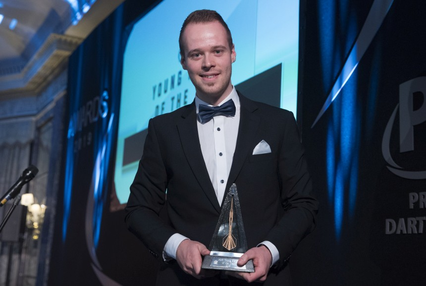 Max Hopp - PDC Young Player of the Year 2019