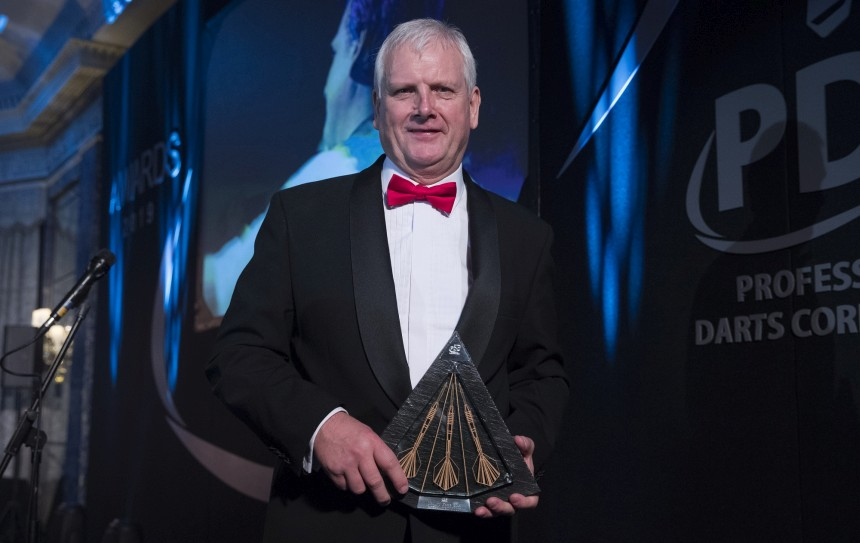 Rod Harrington - PDC Hall of Fame Mitglied 2019